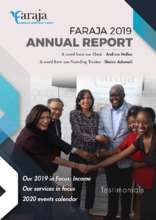 Faraja 2019 Annual Report (PDF)