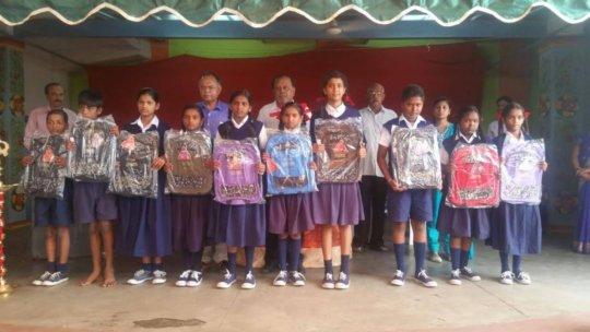 School Kit Distribution