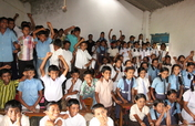 Support  Rural Schools in India