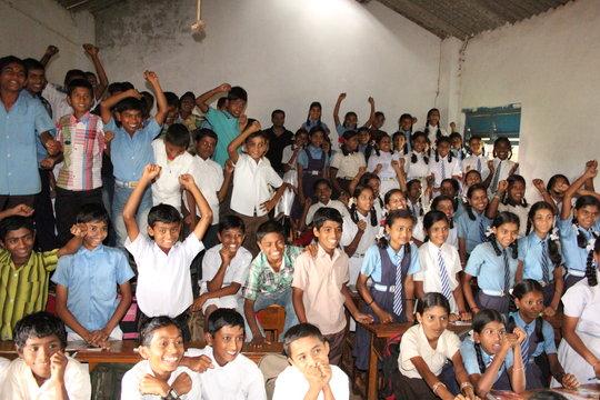 Support  Rural Schools in India