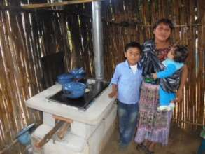 Chapina stoves create healthy families