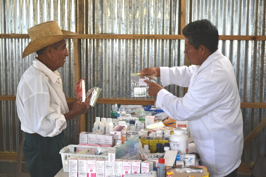 Saving Lives - Improving Health in Rural Guatemala