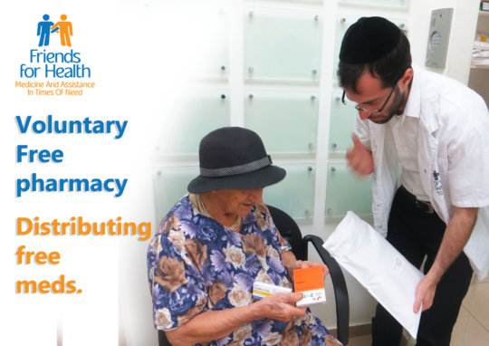 Providing Free Meds to Those Who Need Them Most