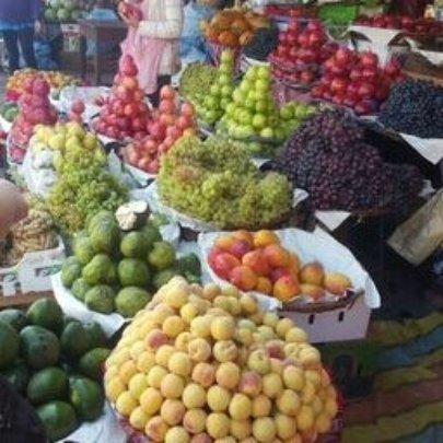 The bounty of Bolivia