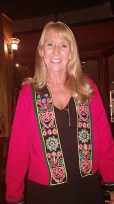 Sandy Kemper heads to Switzerland to accept award