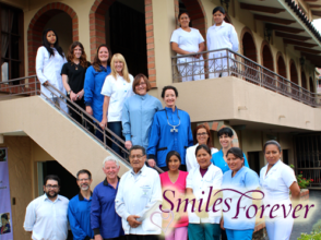 Smiles Forever school with director Alejandro