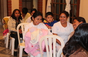 Send a Young Bolivian Mother to School for a Year