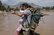 Floods in north of Chile- Affected Children