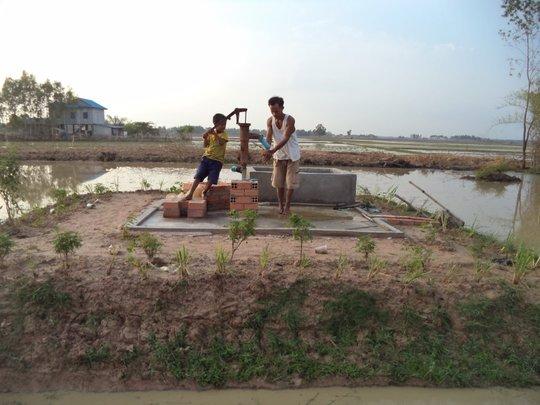 Rural Assistance Program Prey Veng (RAP) ,Cambodia