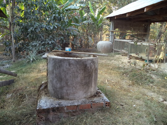 New Well - Baphnom Province, Farmer Seat Prakdey