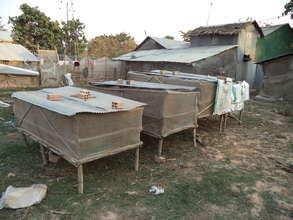 Farm buildings- Seat Prakdey