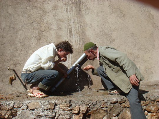 Clean Drinking Water for Five Moroccan Villages
