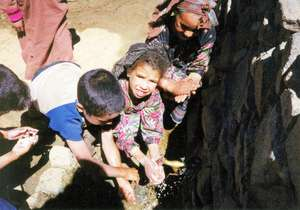 Children Benefit Greatly from Potable Water