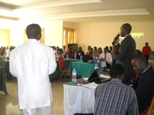 ASHOKA ChangeMaker workshop
