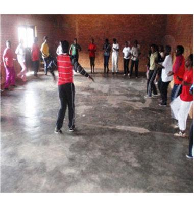 Workshop for female teacher