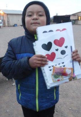 Cal on Ibdag Tas(Heart Day)
