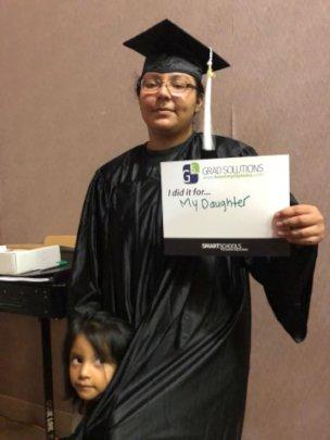 Grad Solutions Graduate! Congratulations!