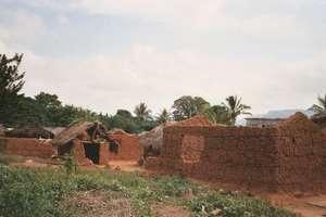 Rural Ghanaian Village