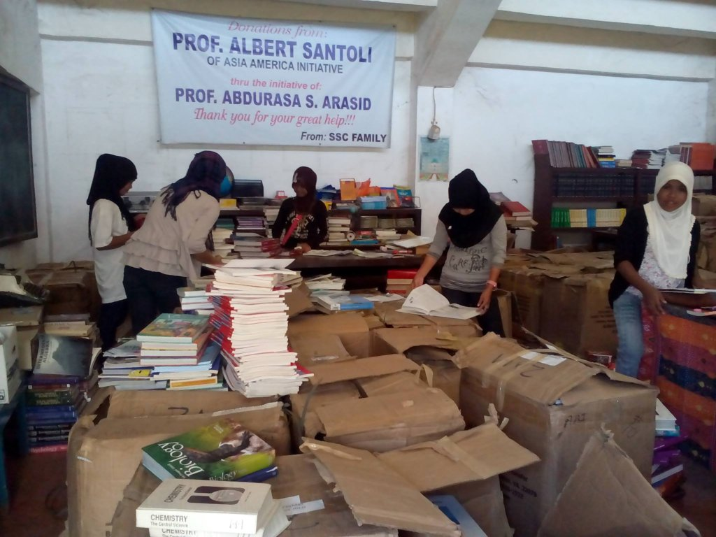 5,000 new school books sent by AAI since January