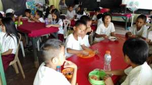 overcoming malnutrition w/ home cooking in schools