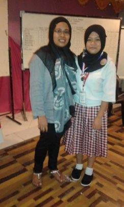 Mentor Teacher Aida with Marvelyn