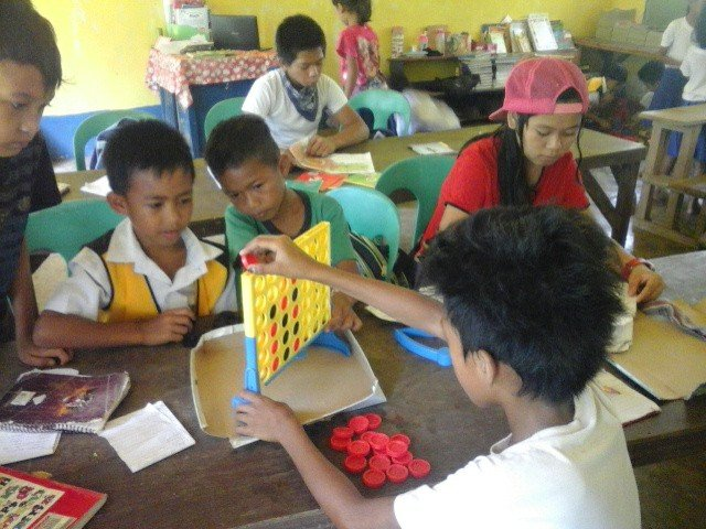 Learning is fun in Indanan South School District