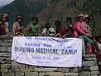 October 2007 Moving Medical Camp