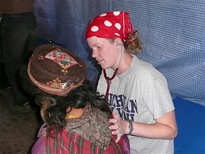 Medical Lab Volunteer in Nepal