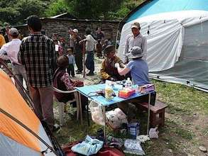 Medical Camp Triage