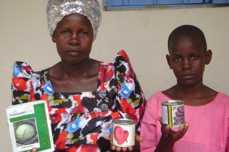 Retain Orphan Girl Children in Schools in Uganda
