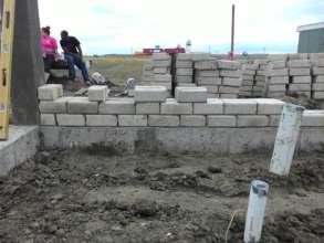 CEB walls