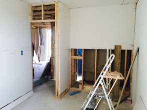 Dry walling