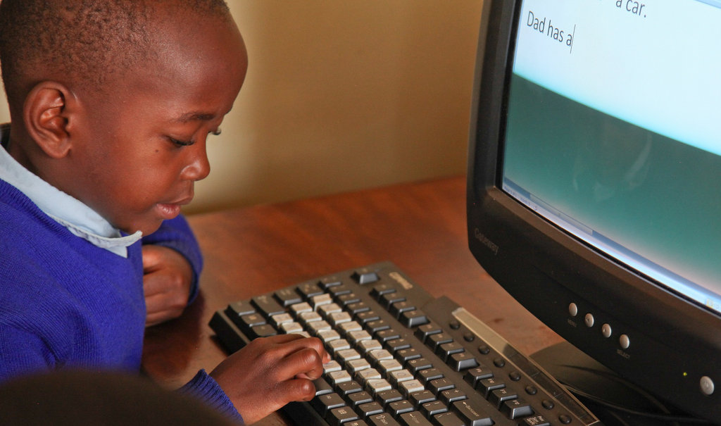 Connecting Kenyan Schools to the World