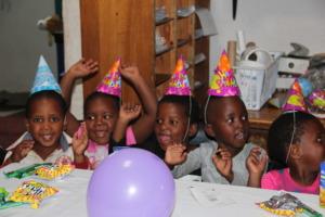 January - July birthday party