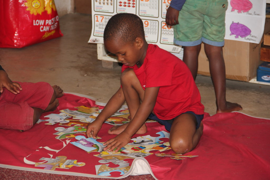 Early Childhood Development in South Africa