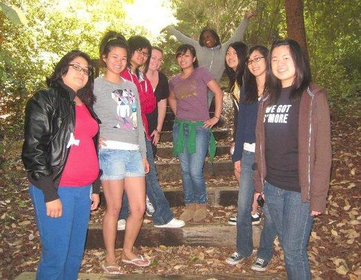 Girl 2 Girl Program 4 At-Risk Middle School Girls