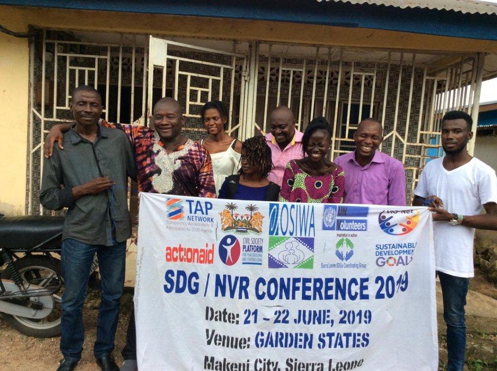 SDG Team picture