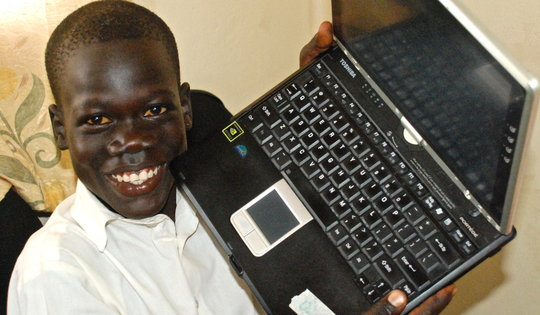 U-TOUCH Uganda Education Project