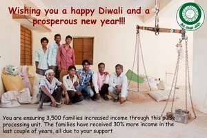 You ensured 30% more income to us :)