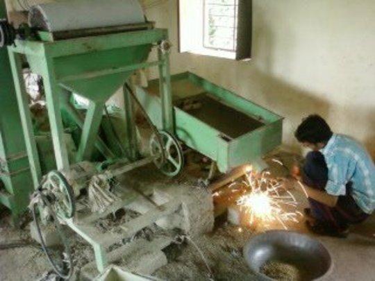 Dal Mill Repair Work