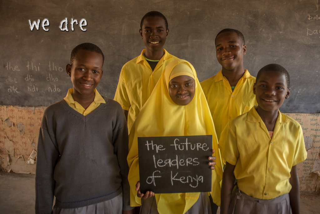 Sponsor Deserving Students in Rural Kenya