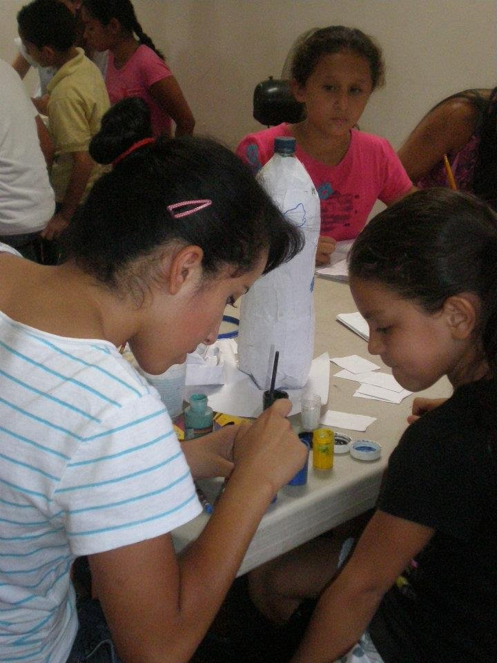 Fund College Program for At-Risk Youth, Costa Rica