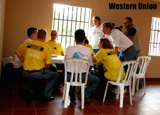 Western Union funded community center