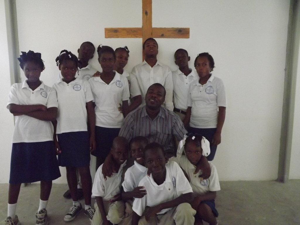 Help 100 Haitian Children Attend Summer Camp