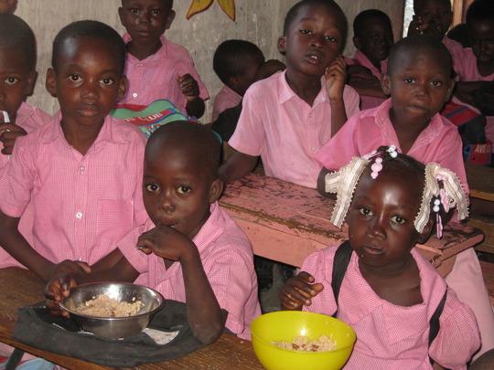 CHILDREN IN NEED OF FOOD