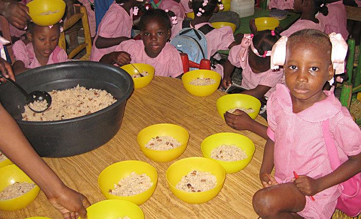 Emergency Food Situation in School