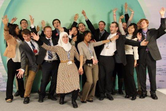 The COP19 Delegation
