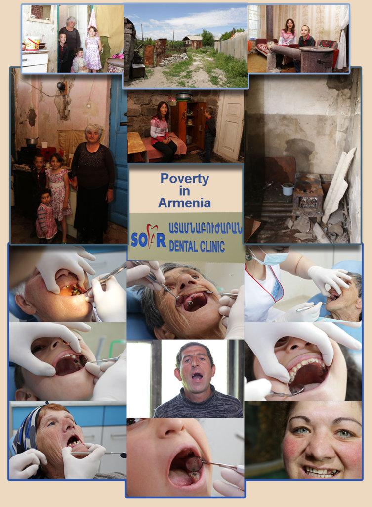 Many faces of poverty seeking care!