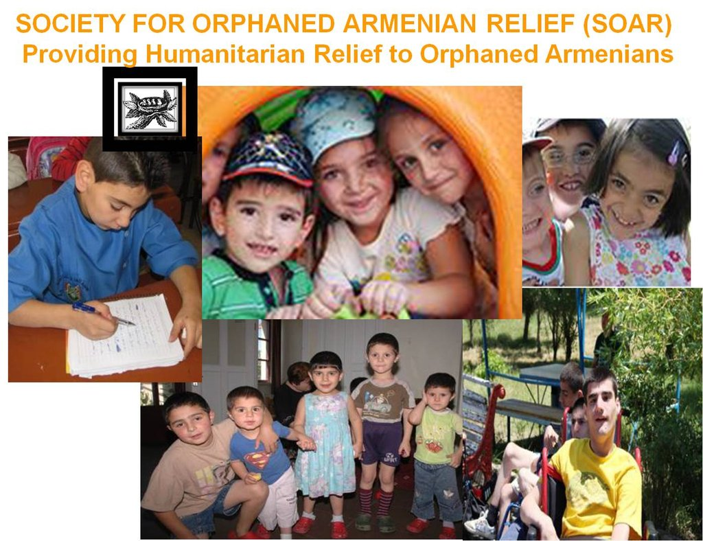 Dental Care for 235 orphans in Armenia