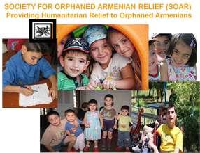 Dental Care for 235 orphans in Armenia